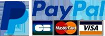 Paiement Securisé Paypal pour le site Mon Prof de Droit, Service d'aide aux étudiants qui font du droit